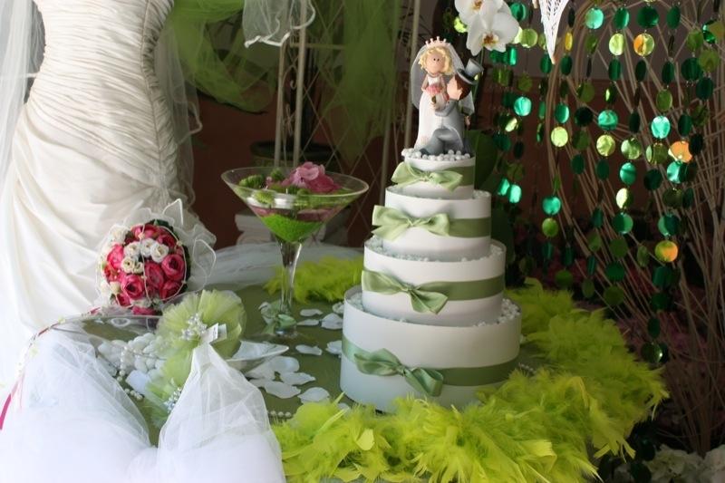 Oggi sposi - Allestimento casa della sposa ...