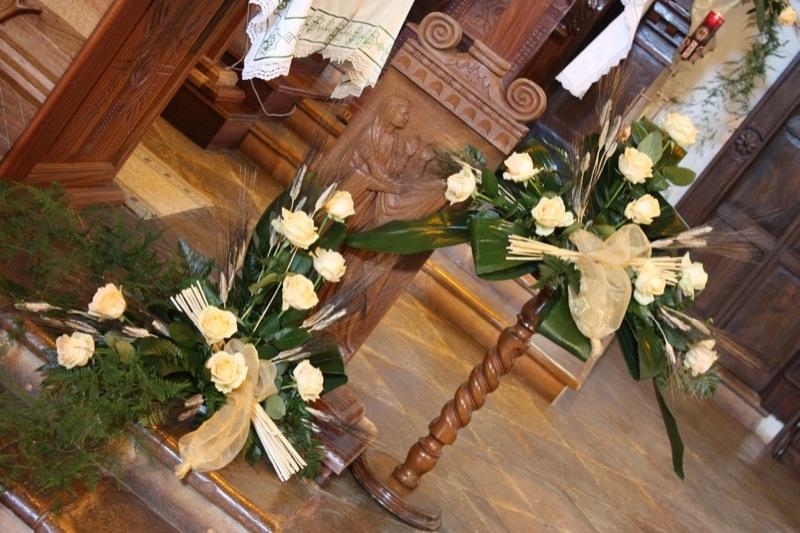 Bouquet Ortensie E Orchidee : Fiori uva e spighe