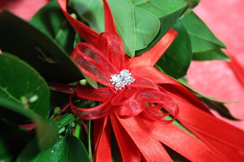 Bouquet Ortensie E Orchidee : Laurea