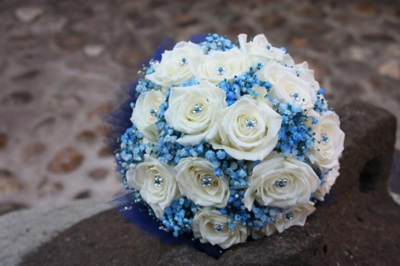 Matrimonio Azzurro E Blu : Wedding in bianco e blu mare